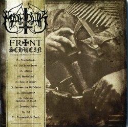 MARDUK - Frontschwein CD Black Metal