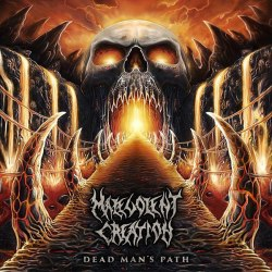 MALEVOLENT CREATION - Dead Man's Path CD Death Metal