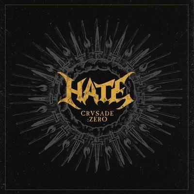 HATE - Crusade:Zero CD Blackened Death Metal