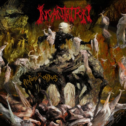 INCANTATION - Profane Nexus CD Death Metal