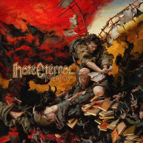 HATE ETERNAL - Infernus CD Death Metal