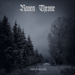 RAVEN THRONE - I miortvym snicca zołak… Digi-CD Atmospheric Heathen Metal