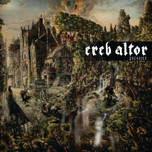 EREB ALTOR - Gastrike CD Viking Metal