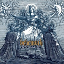 BEHEMOTH - Evangelion Digi-CD+DVD Blackened Metal