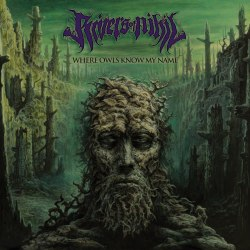 RIVERS OF NIHIL - Where Owls Know My Name CD Progressive Technical Death Metal