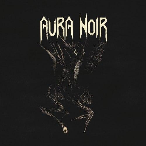 AURA NOIR - Aura Noire CD Black Thrash Metal