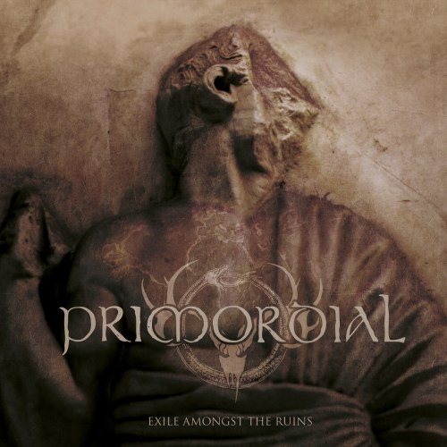 PRIMORDIAL - Exile Amongst The Ruins CD Heathen Metal