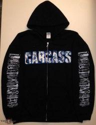 CARCASS - Cabeza Tools - L Hoody Zipper Grindcore
