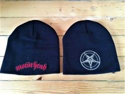 MOTORHEAD - Logo / Pentagram шапка Rock'n'Roll
