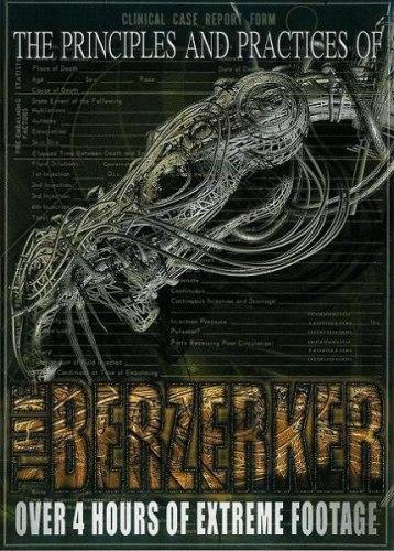 THE BERZERKER - The Principles And Practices Of The Berzerker DVD Industrial Metal
