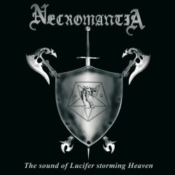 NECROMANTIA - The Sound Of Lucifer Storming Heaven CD Black Metal