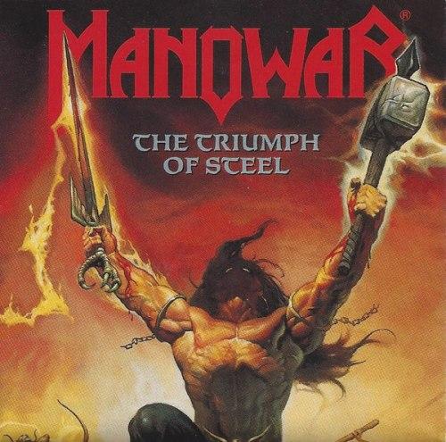 MANOWAR - The Triumph Of Steel CD Heavy Metal