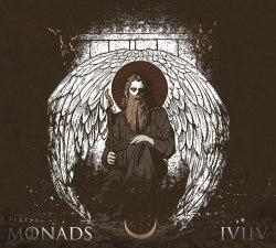 MONADS - IVIIV Digi-CD Funeral Doom Metal