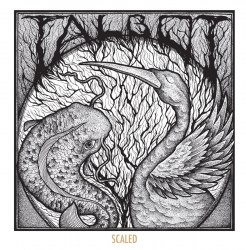 TALBOT - Scaled Digi-CD Stoner Doom Metal