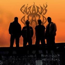 WIZARD'S BEARD - Four Tired Undertakers CD Sludge Doom Metal