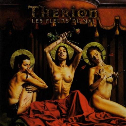 THERION - Les Fleurs Du Mal CD Symphonic Metal