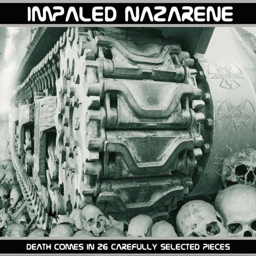 IMPALED NAZARENE - Death Comes In 26 Carefully Selected Pieces CD Black Metal