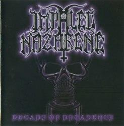 IMPALED NAZARENE - Decade Of Decadence CD Black Metal