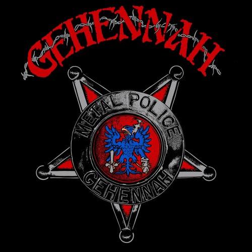 GEHENNAH - Metal Police CD Thrash Metal
