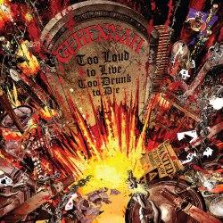 GEHENNAH - Too Loud To Live, Too Drunk To Die CD Thrash Metal