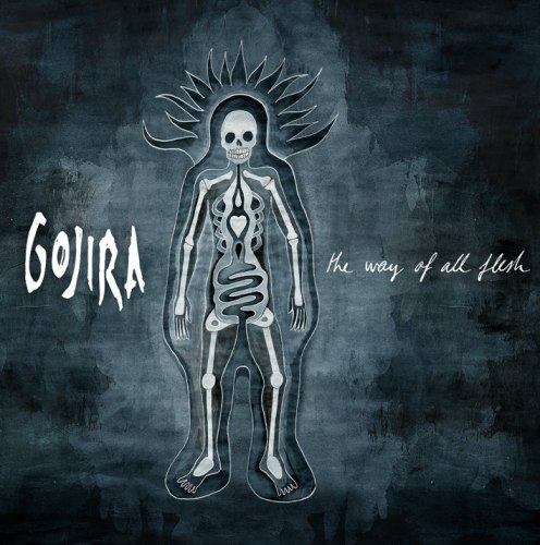 GOJIRA - The Way of All Flesh CD Progressive Death Metal