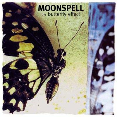 MOONSPELL - The Butterfly Effect CD Dark Metal