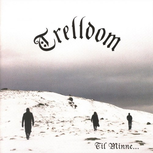 TRELLDOM - Til Minne... CD Pagan Metal
