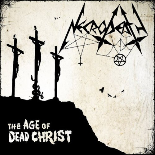 NECRODEATH - The Age Of Dead Christ CD Thrash Metal