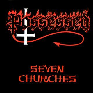 POSSESSED - Seven Churhes CD Death Metal