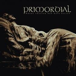 PRIMORDIAL - Where Greater Men Have Fallen CD Heathen Metal