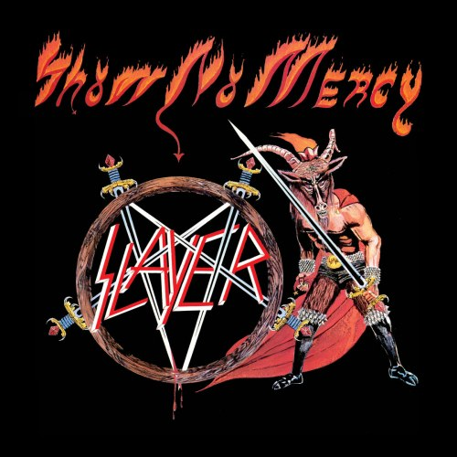 SLAYER - Show No Mercy CD Thrash Metal