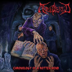 MOULDERED - Chronology Of A Rotten Mind CD Brutal Death Metal