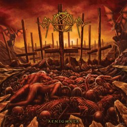 SIN OF GOD - Aenigmata CD Technical Death Metal