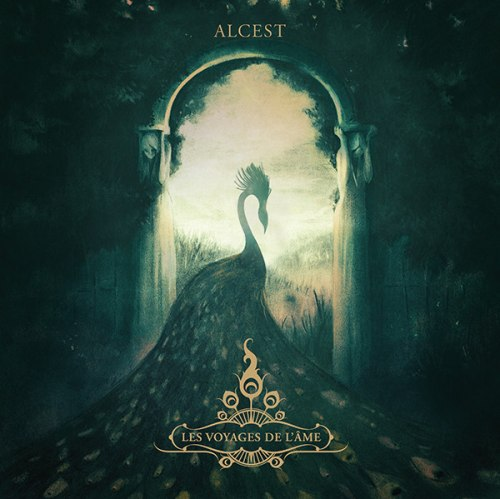 ALCEST - Les voyages de l'ame CD Atmospheric Metal