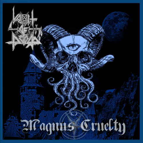 VOMIT OF DOOM - Magnus Cruelty MCD Black Thrash Metal
