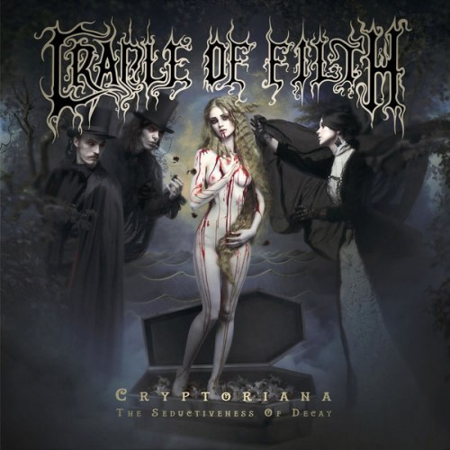 CRADLE OF FILTH - Cryptoriana - The Seductiveness Of Decay Digi-CD Symphonic Metal