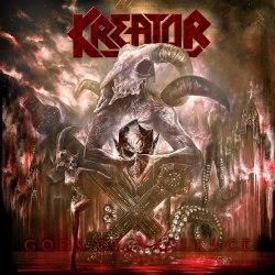 KREATOR - Gods of Violence Digi-CD+DVD Thrash Metal