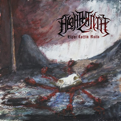 ALGHAZANTH - Eight Coffin Nails Digi-CD Black Metal