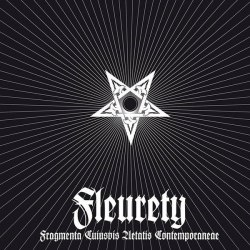 "FLEURETY - Fragmenta Cuinsvis Aetatis Contemporaneae 7""EP Avantgarde Metal"