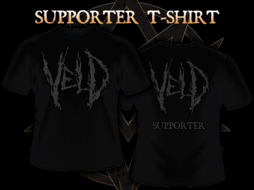 VELD - Supporter - S Майка Death Metal