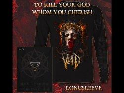 VELD - To Kill Your God Whom You Cherish - M лонгслив Death Metal