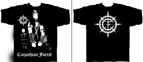 CARPATHIAN FOREST - We're going to Hell for this - XXL Майка Black Metal