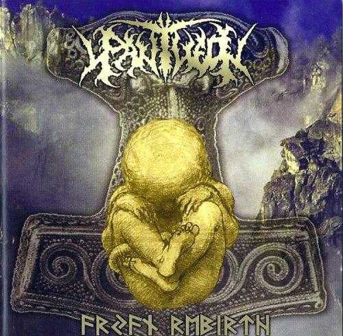 PANTHEON - Aryan Rebirth 2CD NS Metal
