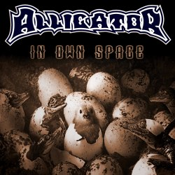 ALLIGATOR - In Own Space Digi-CD Thrash Metal