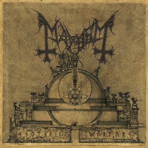 MAYHEM - Esoteric Warfare Digi-CD Blackened Metal