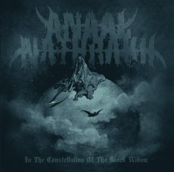 ANAAL NATHRAKH - In The Constellation Of The Black Widow Gatefold LP Industrial Blackened Metal