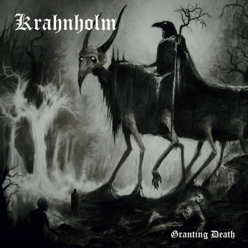 KRAHNHOLM - Granting Death Digi-CD Atmospheric Metal