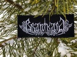 BRANIKALD - Logo Нашивка NS Metal