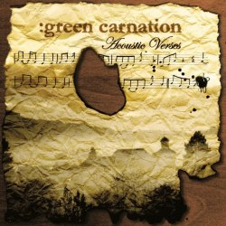 GREEN CARNATION - The Acoustic Verses CD Acoustic Music