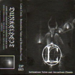 LOTUS CIRCLE - Bottomless Vales and Boundless Floods Tape Drone Doom Metal